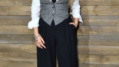 Photo of Blake Lively: look Michael Kors Collection
