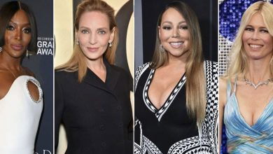 Photo of Naomi Campbell, Claudia Schiffer, Mariah Carey: i segreti beauty delle star cinquantenni del 2020