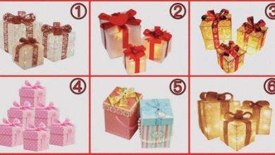 Photo of Test della personalità: scegli un pacchetto regalo e ti dirò chi sei