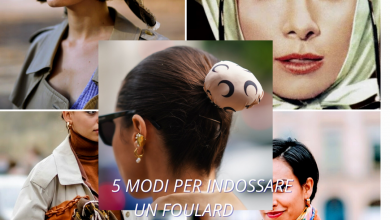 Photo of 5 modi per indossare il foulard