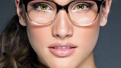 Photo of Come truccarsi con gli occhiali da vista per risaltare lo sguardo!