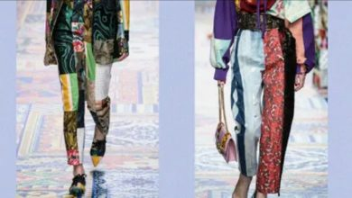Photo of Primavera arlecchina e trendycon i pantaloni palazzo come quelli di DOLCE&GABBANA !